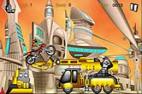 Play Cyber Ryder game