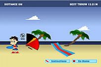 Play Big Beach Sports game