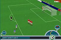 Play Roby Baggio Magical Kicks game