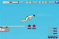 Play High Dive Hero game