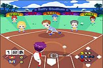 Play Cartoons Baseball game