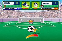 Play Mickey's Soccer Fever game