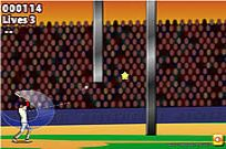 Play Slugger! Baseball game