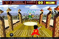 Play Harry Potter Quidditch game