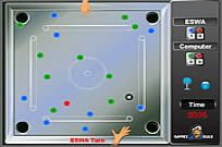 Play Carrom King game