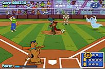 Play Scoby Doo's Mvp Baseball Slam game