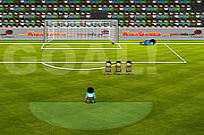 Play Free Kicker game