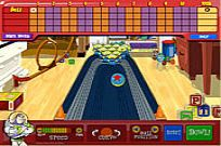 Play Toy Story - Bowl-o-rama game