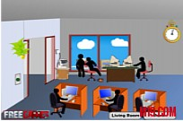 играя Office Stickman Death игра