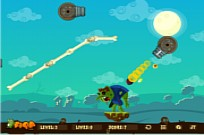 Play Evil Zombie game