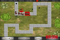 Play Cobra Squad TD game