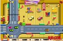 Play Toy Traffic Control game
