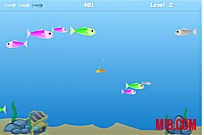 Play Survivor Fishy Clone game