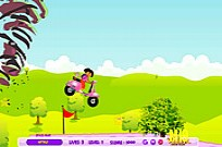 Play Dora Hurricane Ride game