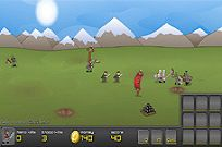 Play Battle For Gondor game