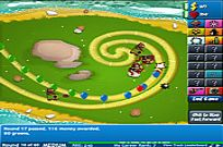 giocare Bloons Tower Defense 4 Expansion gioco
