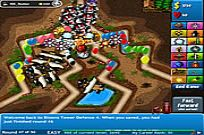 mängima Bloons Tower Defense 4 mäng