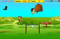 Play Sextreme Catapult game