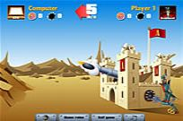 Play The Double Siege game