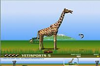 Play Yeti Sports (part 5) - Flamingo Drive game