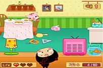 Play Pucca's Breakfast game