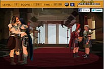 Play Kissing John Carter game