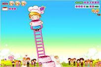 Play Cake Tower Game game