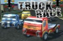 Play Truck Race 3D game