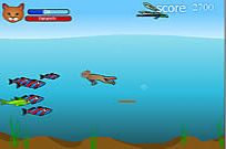 Play Fish Catcher game
