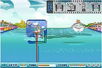 spielen Tom And Jerry Super-Ski-Stunts Spiel