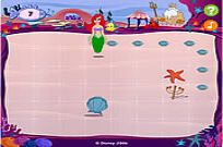Ariel's Pearl Hunt Game