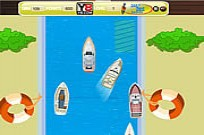 Play Speed Boat Parking game