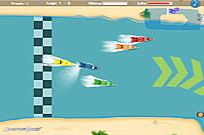 Play Marina Racers game