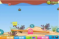 Play Spongebob Squarepants - Seasaw Mania game