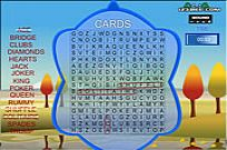 Play Word Search Gameplay 4 - Cards game