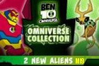 Ben 10 Omniverse : Omniverse Collection Game