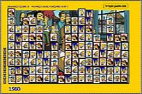 Tiles Of The Simpsons Game